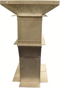 Fireplace Accessories Chimney Supply Flexible Stainless